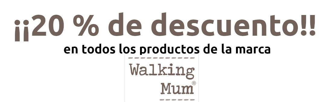 20% de descuento en la marca Walking Mum